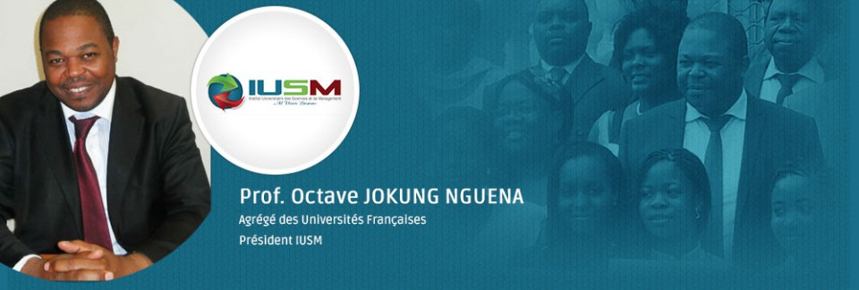Prof. Octave JOKUNG NGUENA